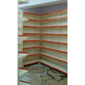wall side display racking system