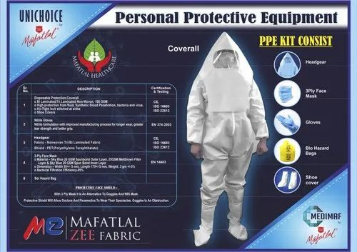 Personal Protective Equipment Kit (PPE KIT)
