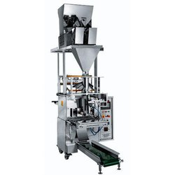 Double Head Weigher Packing Machine