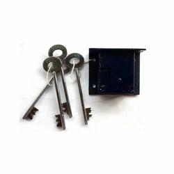Blue Iron Safe Lock