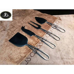 Stainless Steel Cheese Set