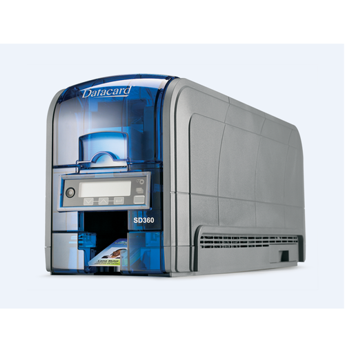 Entrust Datacard Double Sided SD360 ID Card Printer
