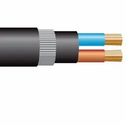 Copper Armoured Cables, Number Of Cores: 2 Core