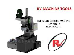 Hydraulic Drilling Machine Dia 40 mm