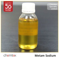 Curative Metam Sodium, For Agriculture, Packaging Type: Bottle