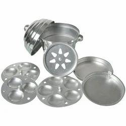 Aluminium Idli Maker