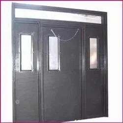 Metal mild steel security doors