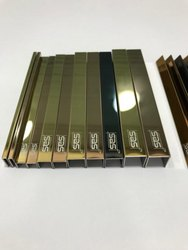 Stainless Steel Inlay Profiles For Interior Decoration