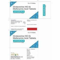 Drotraverine HCI & Mefenamic Acid Tablets