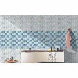 Ceramic Mosaic Digital Bathroom Tiles, Size: 12 X 18 Inch, 1000 Box