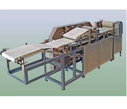 Fully Automatic Auto Papad Machinery, Applicable Papad Size: Medium,Large
