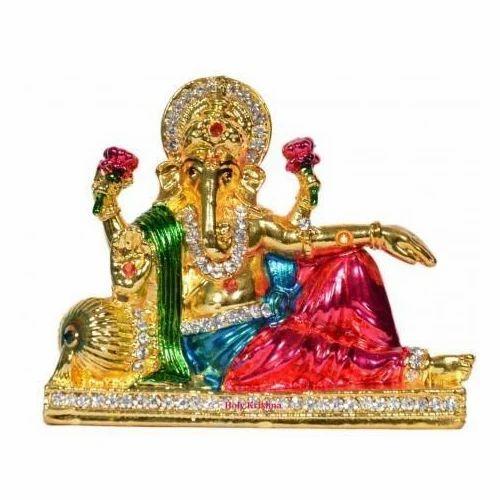 Ganesh Car Dashboard Idol