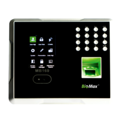 MB160 Face Biometric Device