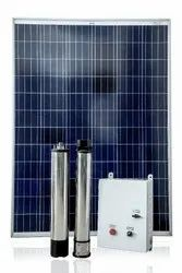 2 HP AC Solar Water Pumping System