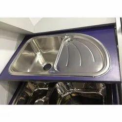Nirali Single Designer Kitchen Sink