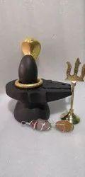 Narmada black lingam