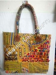 Yellow Banjara Bag