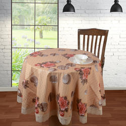 Round Table Cover Size 60 X Inch, 60 Inch Round Tablecloth Disposable