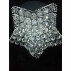 LED Crystal Chandelier, Shape: Star