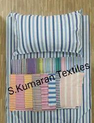 Hospital Stripes Bed Sheet