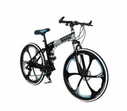 BMW Black Folding Cycle