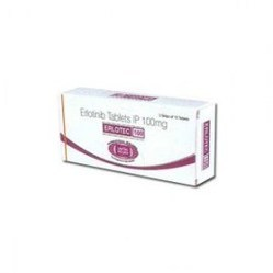 Erlotec 100mg Erlotinib Tablets