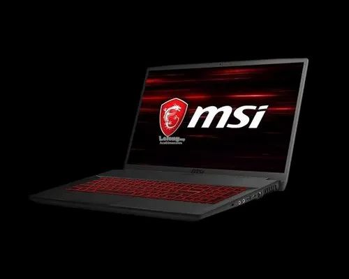Gf75 Thin 9sc Black Msi Gf75 9sc Gaming Laptop Screen Size 17 3 Model Name Number Gf Series Rs 105000 Piece Id 21165541897