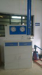 Gas Cylinder Stretch Test Pump