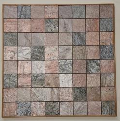 Copper Mix Slate Mosaic