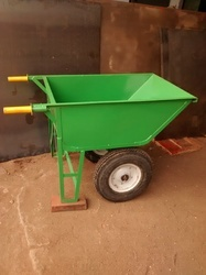 Rubber Tyre Wheelbarrow