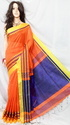 Velvet Cotton Silk Saree