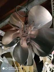Aluminum Fan Blades