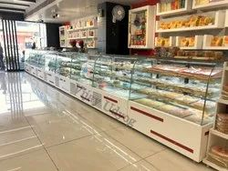 Sweets & Cake Display Counter - 10