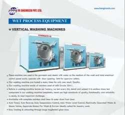 75Kg Vertical Laundry Washing Machine