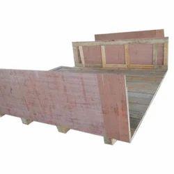 Heavy Wooden Pallet Box