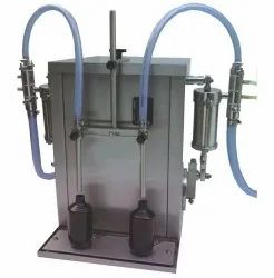 Metal Agro Bird Bottle Filling Machine