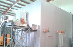 Rinac FST 500 Freezoline Individual Quick Freezer (IQF)