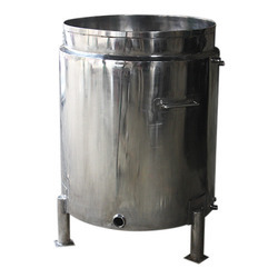 Liquid Mixing Tank Pharma