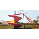 FRP Spiral Slides