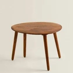 Brown Antique Wooden Table for Home