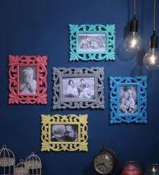 Wooden Polished Photo Frame
