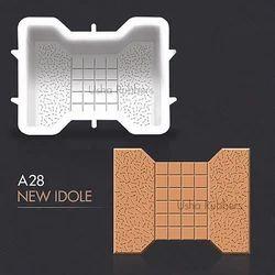 A28 Idole Paving Mould