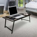 Kawachi Foldable Adjustable Multipurpose Laptop Bed Study Table