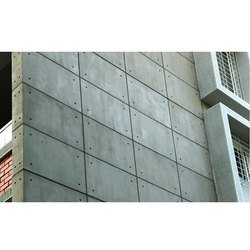 Concrete Finish Facade