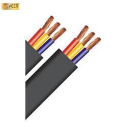 Copper Three Core Submersible Flat Cable, 240V