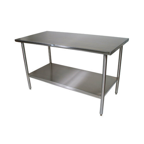 Beau Stainless Steel Restaurant Table