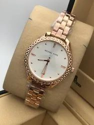 Women Latest Wrist Watch for Personal Use
