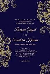 Wedding Cards Printing Service