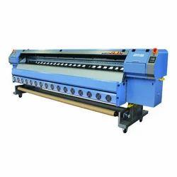 Konica 512 Solvent Printing Machine