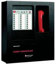 Fire Fighter Telephone, Notifier: NFC-FTT